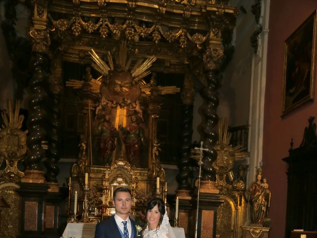 La boda de Guillermo y Cristina en Zaragoza, Zaragoza 14