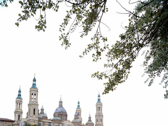 La boda de Guillermo y Cristina en Zaragoza, Zaragoza 18