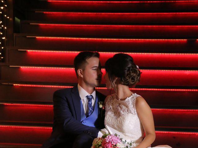 La boda de Guillermo y Cristina en Zaragoza, Zaragoza 21