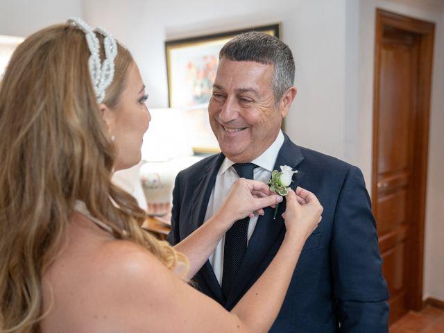 La boda de Leticia y Javier en Valencia, Valencia 45