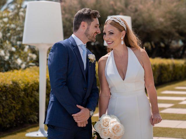 La boda de Leticia y Javier en Valencia, Valencia 61