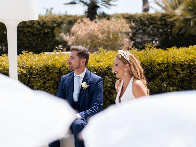 La boda de Leticia y Javier en Valencia, Valencia 67
