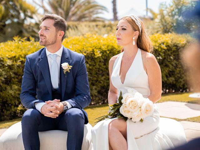 La boda de Leticia y Javier en Valencia, Valencia 73