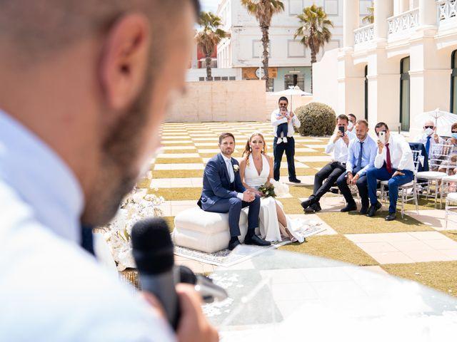 La boda de Leticia y Javier en Valencia, Valencia 77