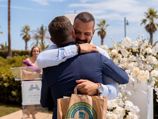 La boda de Leticia y Javier en Valencia, Valencia 85