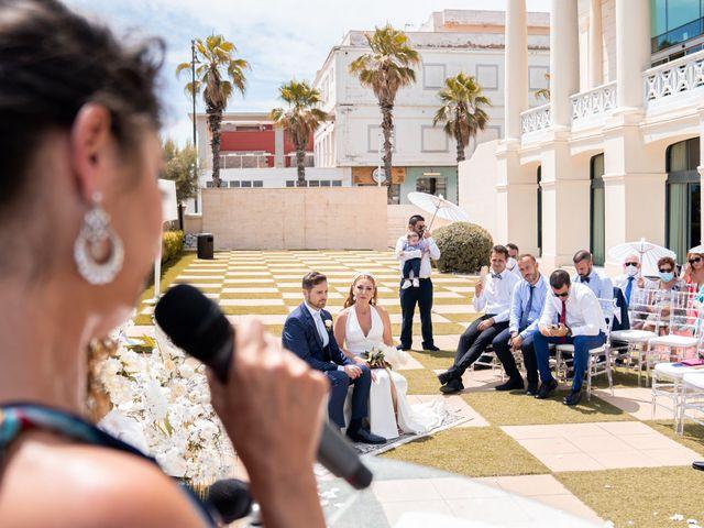 La boda de Leticia y Javier en Valencia, Valencia 90