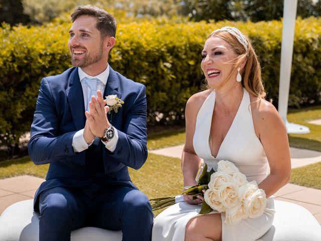 La boda de Leticia y Javier en Valencia, Valencia 92