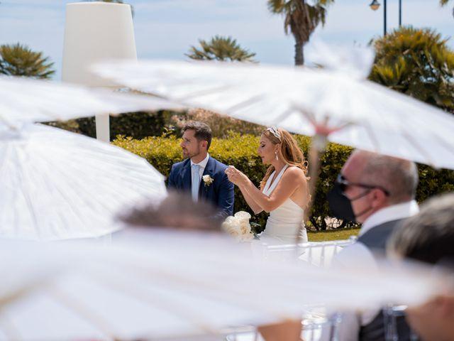 La boda de Leticia y Javier en Valencia, Valencia 95