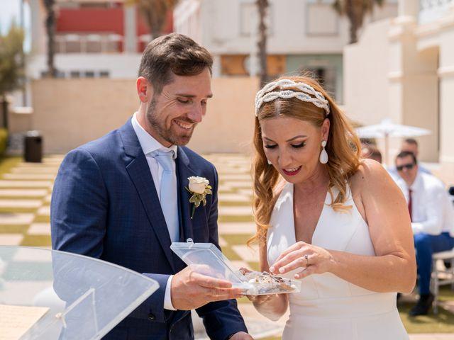 La boda de Leticia y Javier en Valencia, Valencia 96