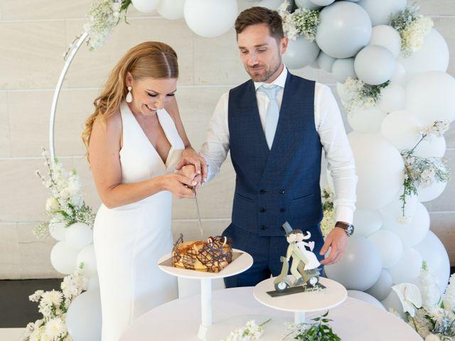 La boda de Leticia y Javier en Valencia, Valencia 123