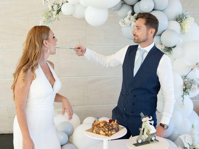 La boda de Leticia y Javier en Valencia, Valencia 124