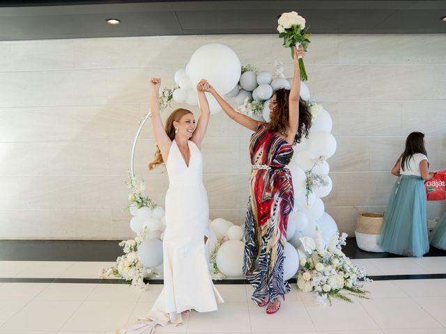 La boda de Leticia y Javier en Valencia, Valencia 137