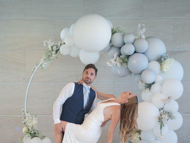La boda de Leticia y Javier en Valencia, Valencia 147