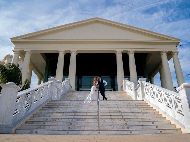 La boda de Leticia y Javier en Valencia, Valencia 2