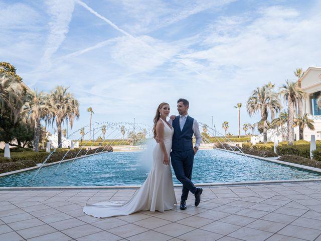 La boda de Leticia y Javier en Valencia, Valencia 148