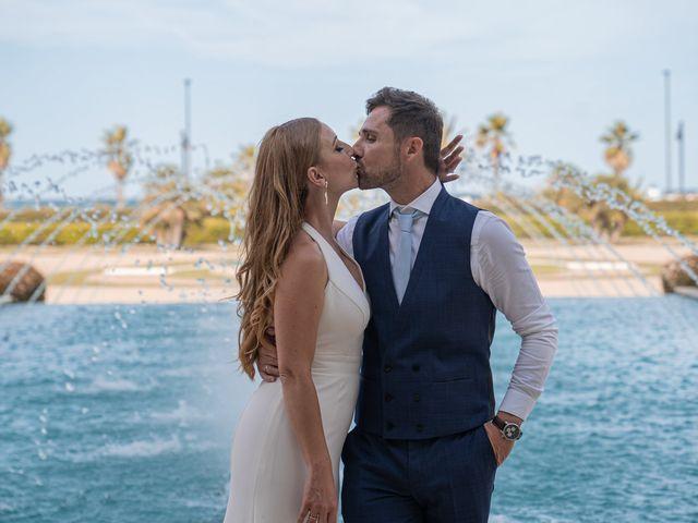 La boda de Leticia y Javier en Valencia, Valencia 149