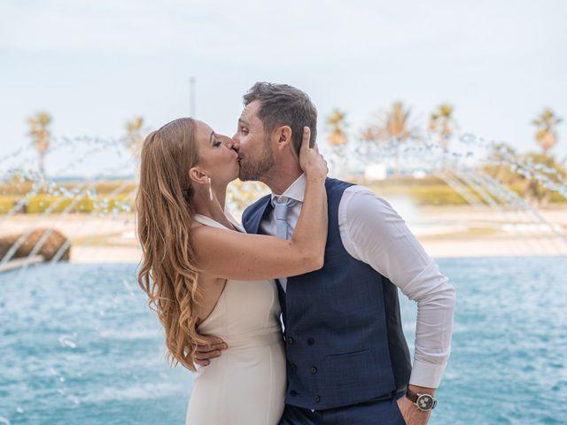 La boda de Leticia y Javier en Valencia, Valencia 150