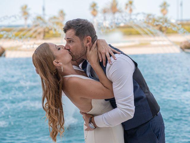 La boda de Leticia y Javier en Valencia, Valencia 151