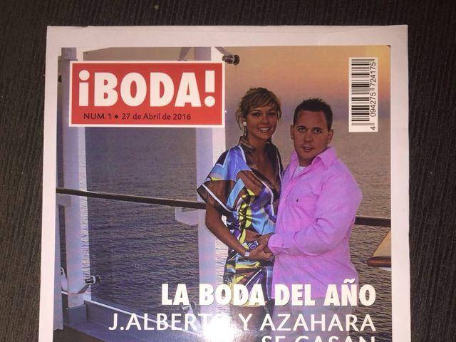 La boda de Jose alberto y Azahara en Getafe, Madrid 8