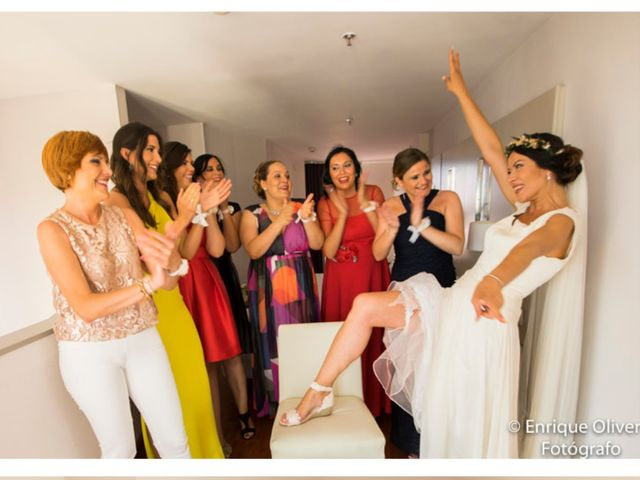 La boda de David  y Marian  en Valencia, Valencia 6