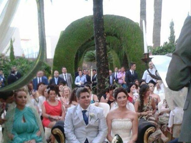 La boda de Rosi y Jonathan en Camas, Sevilla 4
