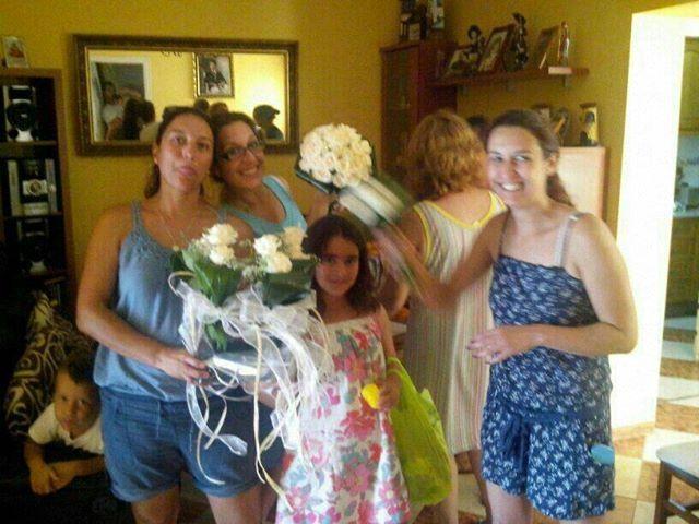 La boda de Rosi y Jonathan en Camas, Sevilla 6
