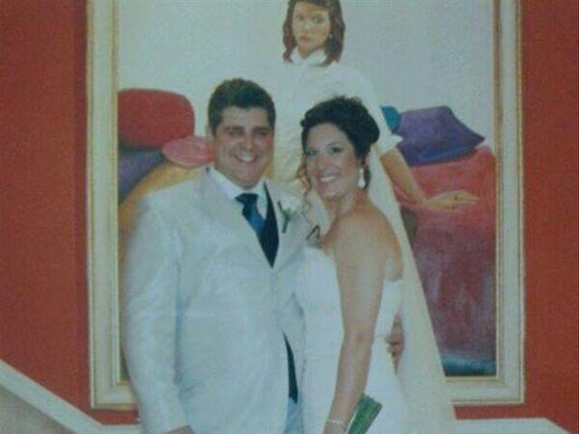 La boda de Rosi y Jonathan en Camas, Sevilla 1