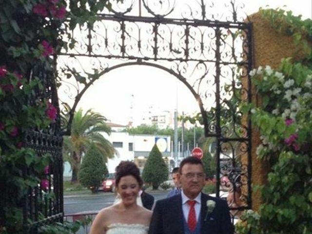 La boda de Rosi y Jonathan en Camas, Sevilla 10