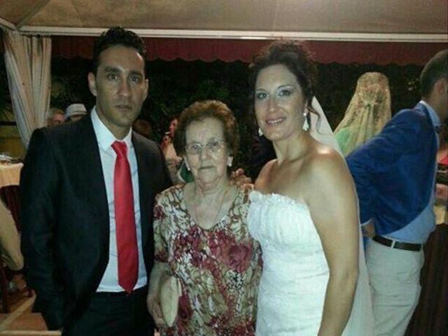 La boda de Rosi y Jonathan en Camas, Sevilla 11