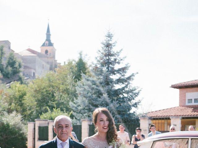 La boda de Unai y Noemí en Lerma, Burgos 23
