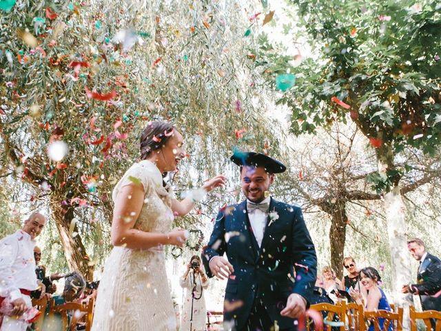 La boda de Unai y Noemí en Lerma, Burgos 33