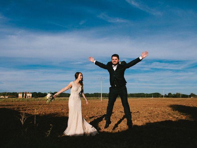 La boda de Noemí y Unai