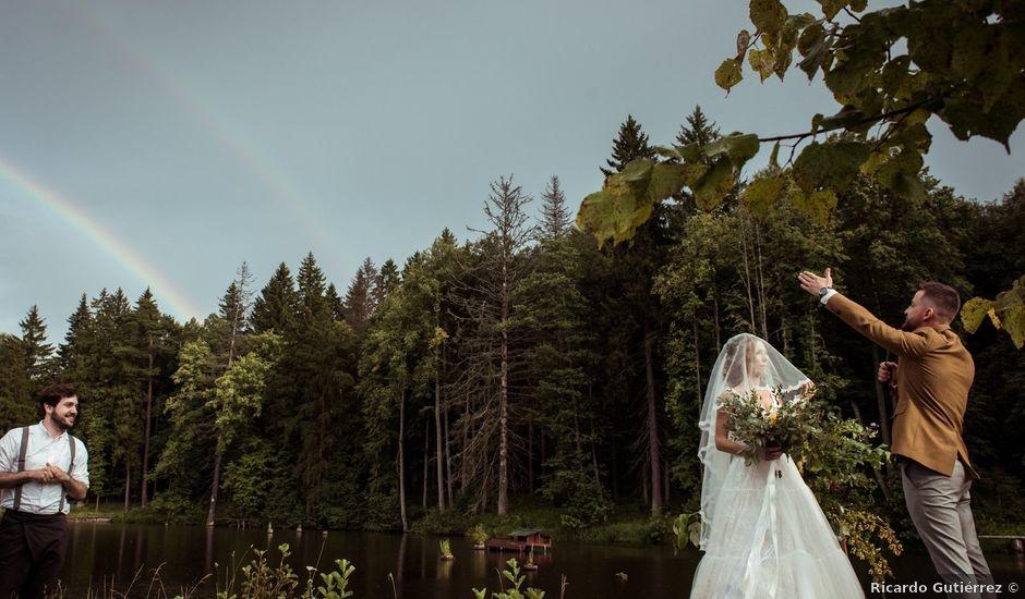 La boda de Yeroslava y Eugenie en Santander, Cantabria
