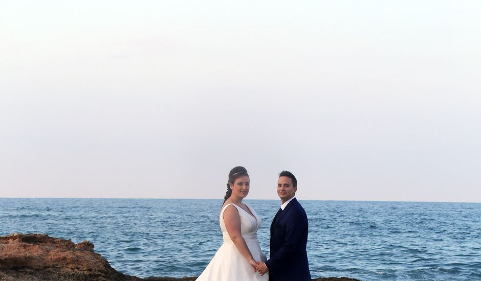 La boda de Ismael y Inmaculada en Xàbia/jávea, Alicante