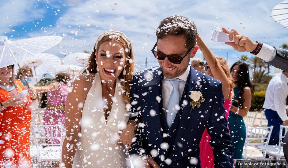 La boda de Leticia y Javier en Valencia, Valencia