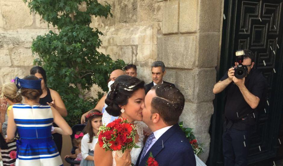 La boda de Jose alberto y Azahara en Getafe, Madrid