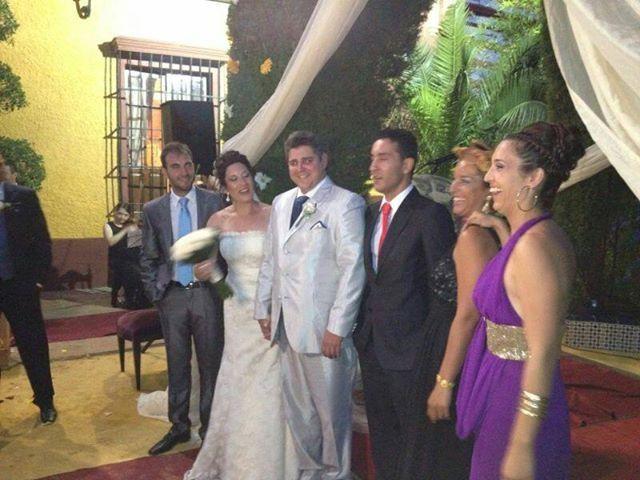 La boda de Rosi y Jonathan en Camas, Sevilla