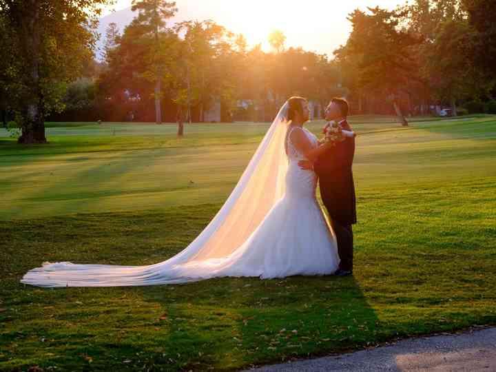 La boda de Keylla y Brizio