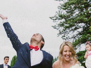 La boda de Araceli y Oscar