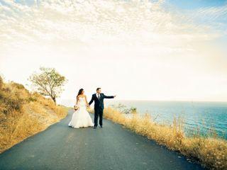 La boda de Rosa y Juani
