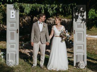 La boda de Ariadna y Bruno
