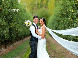 La boda de Víctor  y Lidia  3
