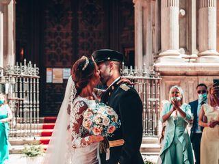 La boda de Antoni y Nuria