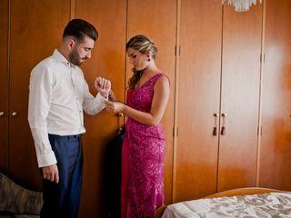 La boda de Alberto y Wendy 1
