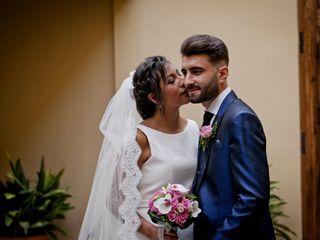La boda de Alberto y Wendy