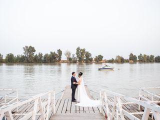 La boda de Jeniffer y Andres