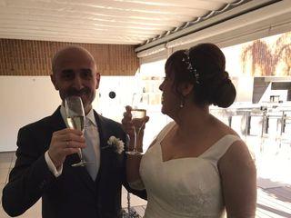 La boda de Inma  y Neme  1