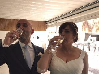 La boda de Inma  y Neme  2