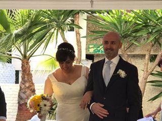 La boda de Inma  y Neme