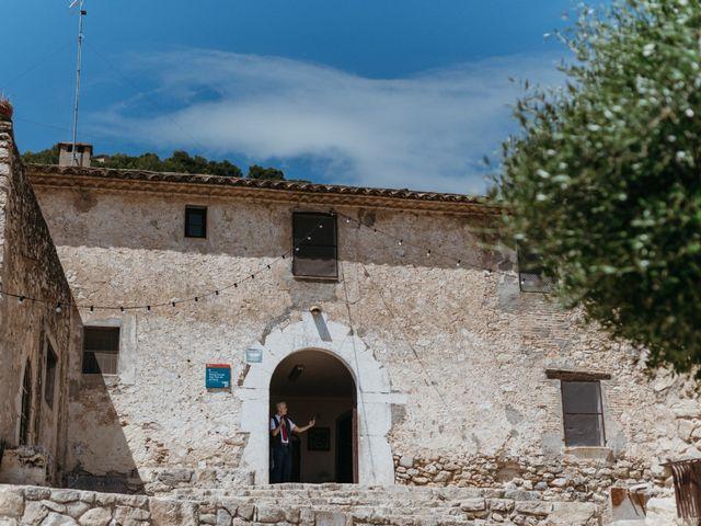 La boda de Bruno y Ariadna en Sant Pere De Ribes, Barcelona 17
